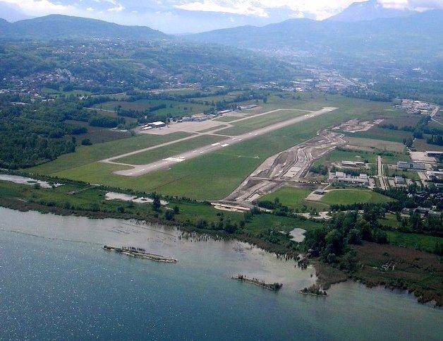 Aéroport de Chambéry : hausse de la fréquentation