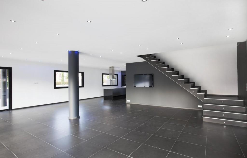 Maison ultra contemporaine entre aix les bains et chamb ry vendre - Idee maison interieur ...