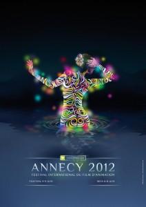 festival internation du film d'animation d'annecy 2012
