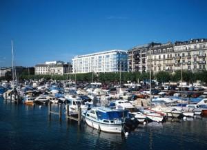 Port de Genève