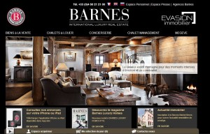 Barnes Megève Immobilier