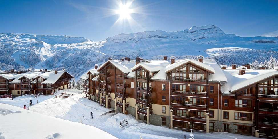 Flaine : Pierre & Vacances Premium ouvre une résidence 5 étoiles