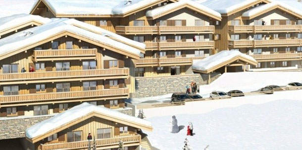 Nouveau programme immobilier au Grand Bornand