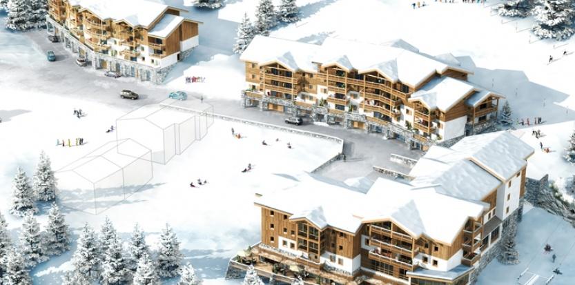 Immobilier en montagne : 5 nouvelles résidences de tourisme pour MGM