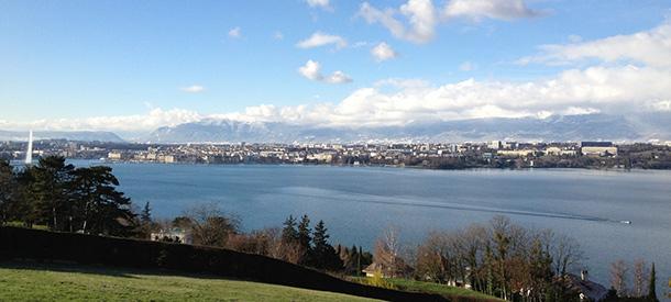 Immobilier à Genève : une propriété vendue 47 millions d'euros