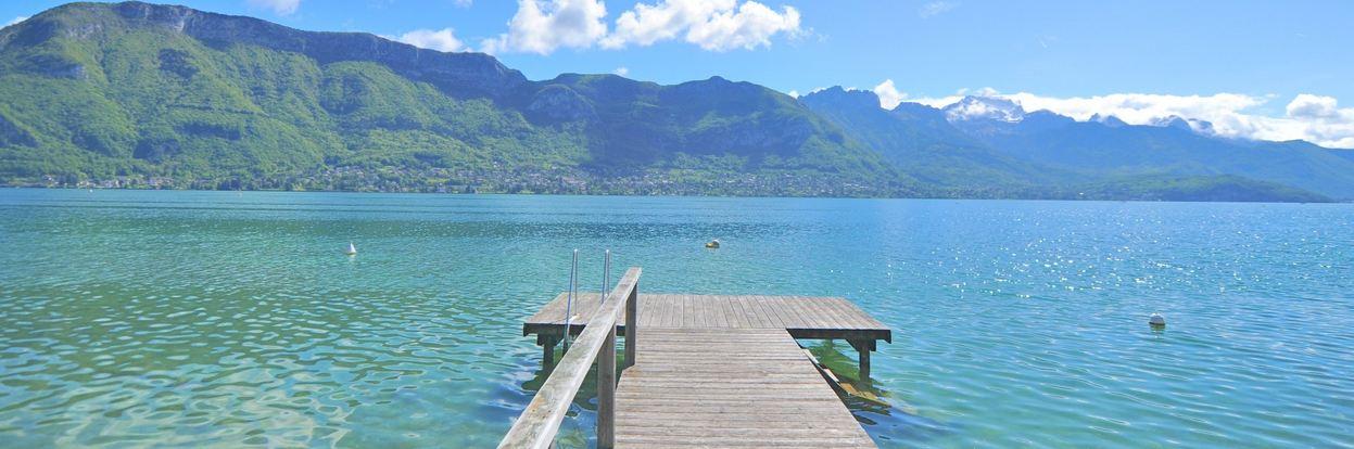 Agence immobilière de prestige à Annecy : Zoom sur Les Perles du Lac