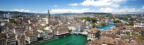 Zurich et Genève sont les villes les plus chères du monde